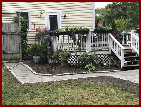 Landscape Design Cape Cod